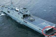 中国海军究竟服役了什么,一次出击,可投送500名士兵