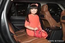李湘富养女遭网友唾骂,王诗龄10岁用奢侈品开豪车,现