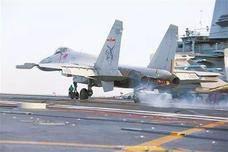 歼-15研制揭秘:沈飞技术员加班到夜里11时以后