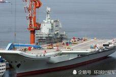 大连船厂惊现宏大双航母编队 2艘航母5艘神盾舰现
